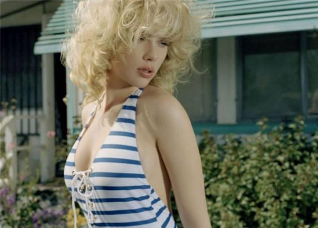 How Scarlett Johansson Has Changed Through The Years