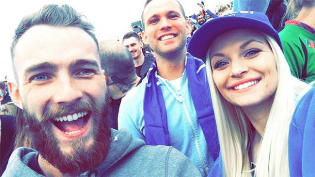 Iceland Explodes With Joy After Their Victory Over England At Euro 2016