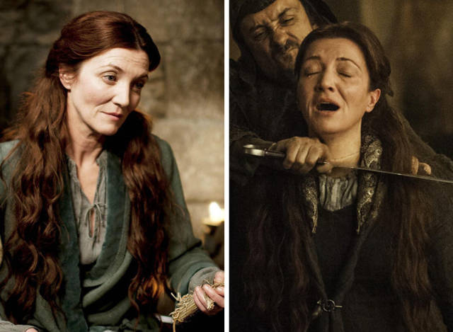 "First And Last Appearances Of ""The Game Of Thrones"" Cast On The Show"