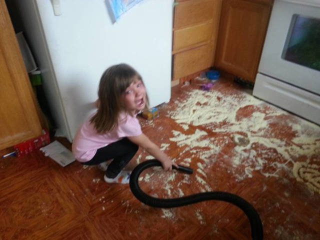 Kids Are Masters Of Destruction That