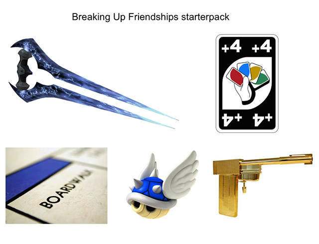 """Spot-On """"Starter Packs"""" For Different Types Of People"""