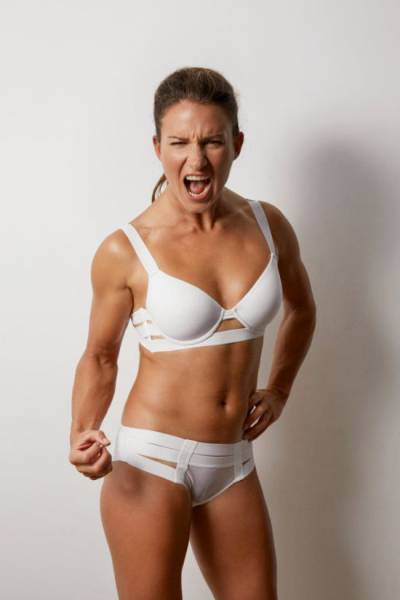 Team GB Olympic Athletes Strip To Their Underwear To Prove Sporty Is Sexy