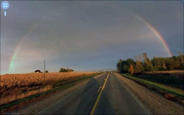 Amazing Photos Found On Google Street View