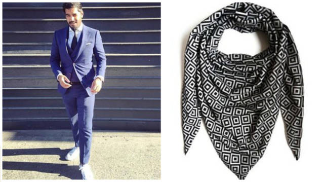 Kick-Ass Scarf That Keeps Your Privacy In Check And Makes Paparazzi Photos Useless