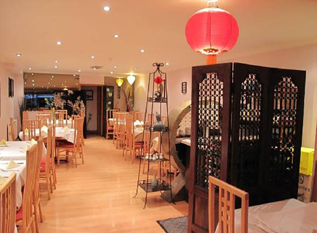 Photos Taken In The Kitchen Of The Chinese Restaurant 'Good Fortune' In England