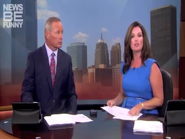 New Compilation Of The Funniest News Bloopers