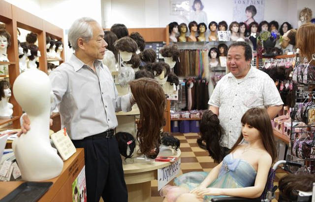 Married Japanese Man Finds Happiness With A Silicone Love Doll