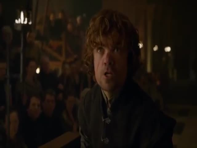 Tyrion Lannister Demands Trial By… Dance