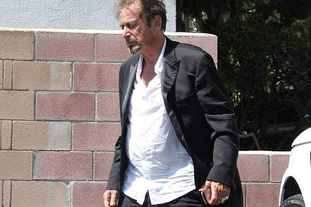 Al Pacino Is Not The Same Anymore