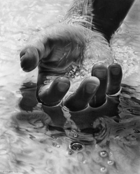 Amazing Hyperrealistic Drawings From Emanuele Dascanio