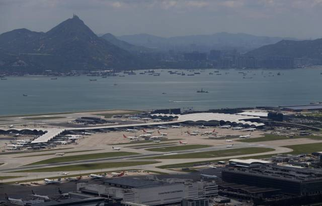 The World's Busiest Airports Based On Total Passenger Traffic
