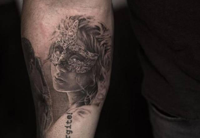 When Tattooing Becomes Art
