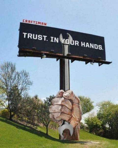 Clever And Nifty Ads That Change Our Perception Of Advertising