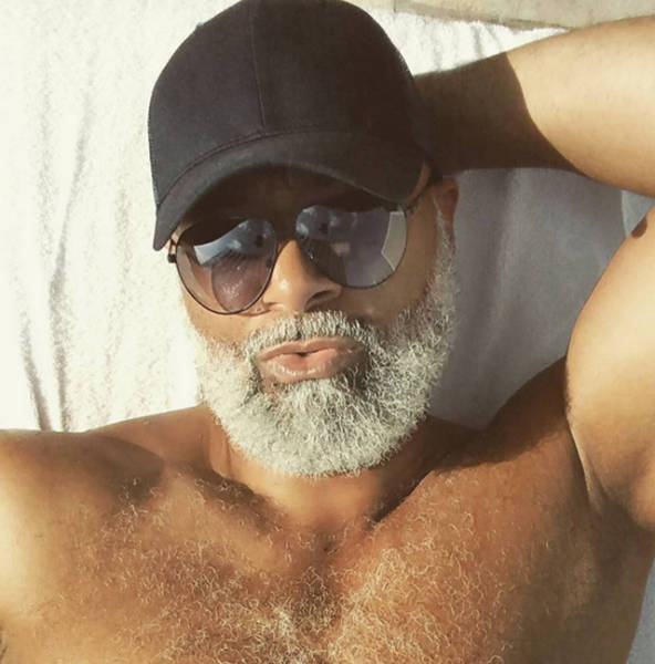 """Mr Steal Your Grandma"", The Hottest Grandpa On The Internet"
