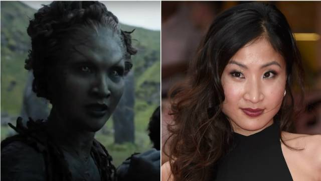 "What Does Mythical ""Game Of Thrones"" Characters Look Like Without Makeup"