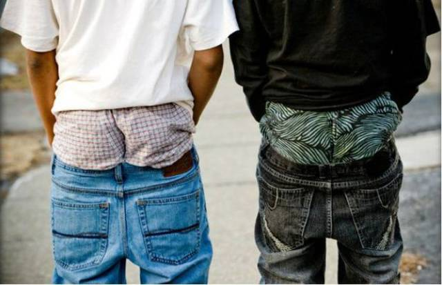 Saggy Pants Are Banned In Small South Carolina Town