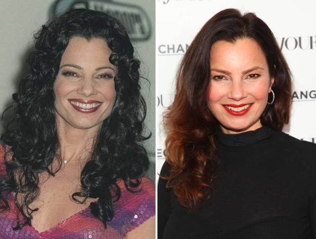 Our Favorite 90's TV Stars: Then and Now