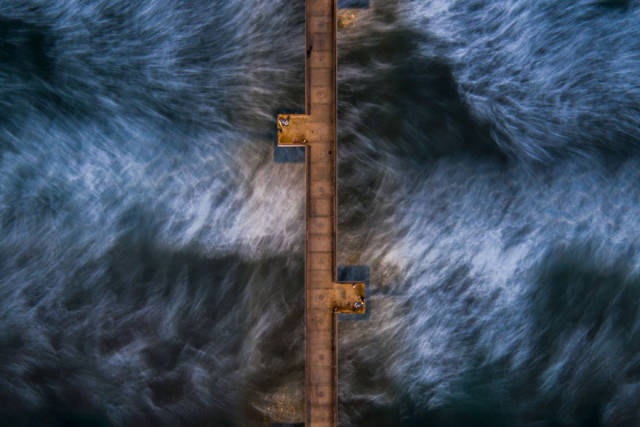The Most Stunning Drone Photos Of 2016