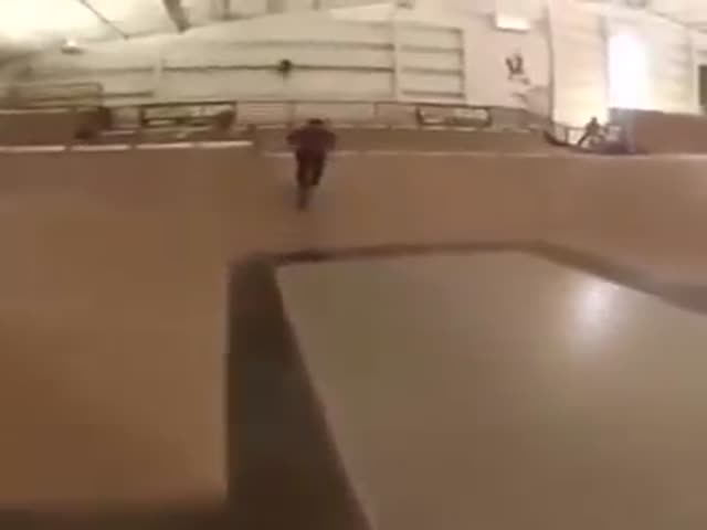 The BMX Trick This Guy Pulls Off Is Simply Amazing