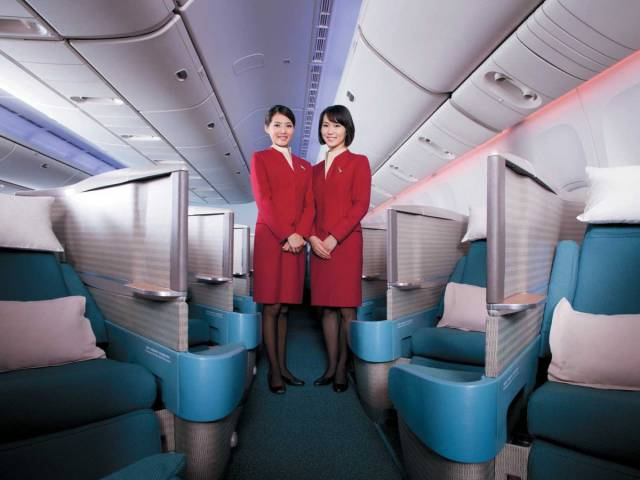 The Wolrd's Top 20 Airlines