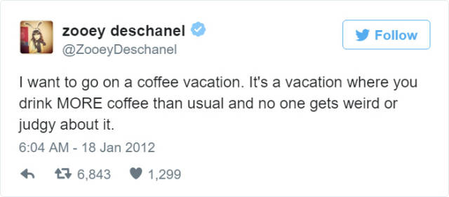 Hilarious Tweets That Coffee Lovers Will Understand