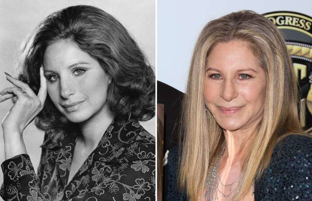 Then And Now: Music Stars Of The 70s