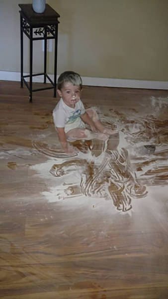 Why You Should Not Leave Your Kids Alone… Parents Will Understand