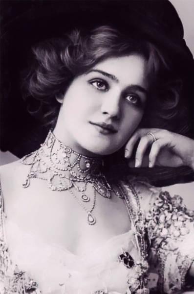 Beauty Standards In The Edwardian Era