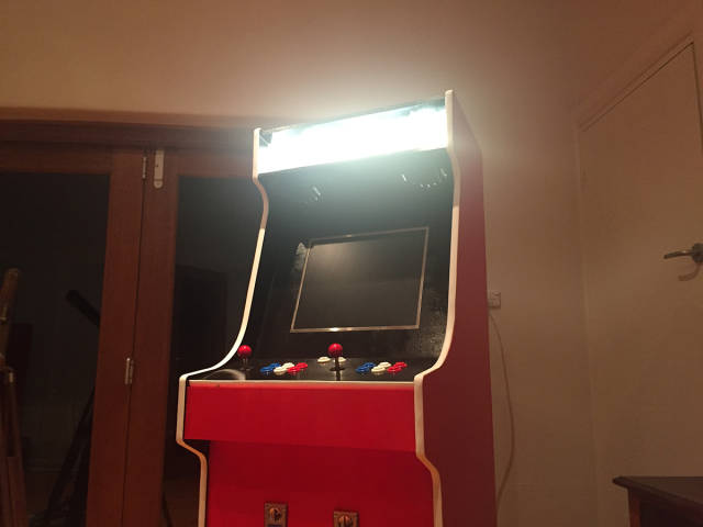 DIY Corner: How To Make Your Own Standup Arcade Game