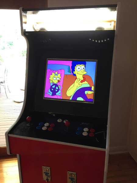 44 DIY Corner: How To Make Your Own Standup Arcade Game