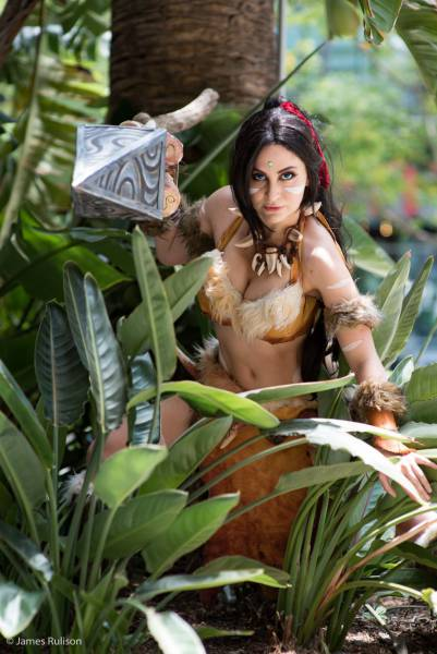 Some Of The Coolest Animo Expo Cosplays