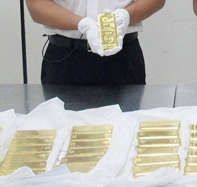 Big Catch For Chinese Customs