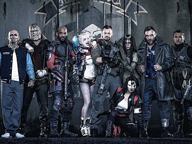 Meet The Suicide Squad Members And Learn About Their Special Abilities