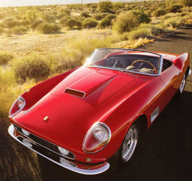 Top 30 Most Expensive Cars Ever Sold At Auction