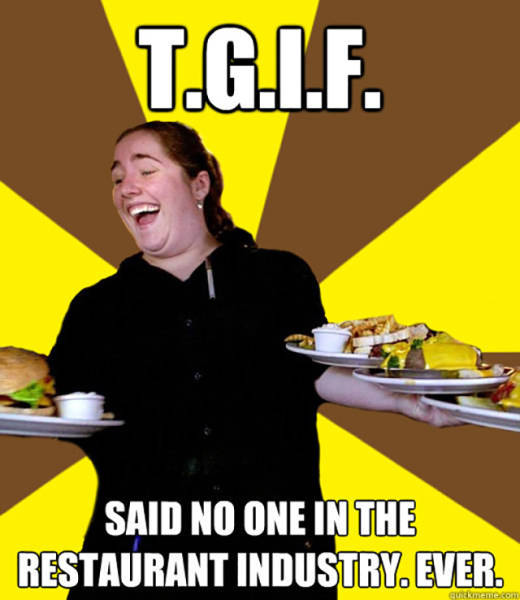 Hilarious Memes That Servers Will Totally Understand