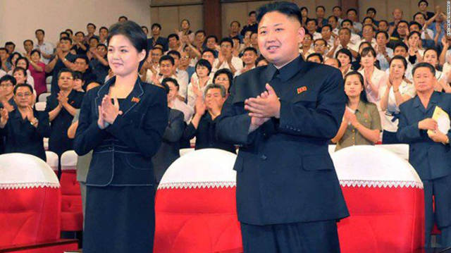 Kim Jong-Un's Wife Is Still Alive!