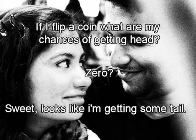 Cheesy Pick Up Lines That Will Make You Wanna Puke