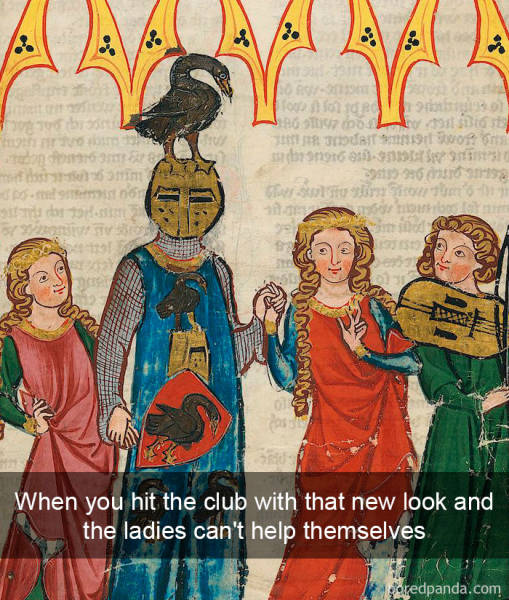 Hilarious Modern Interpretations Of Centuries-Old Paintings