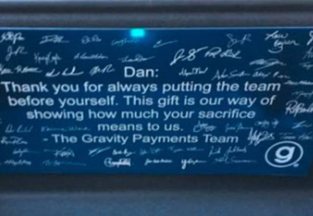 Their Boss Raised Their Salaries And They Thanked Him In The Coolest Possible Way