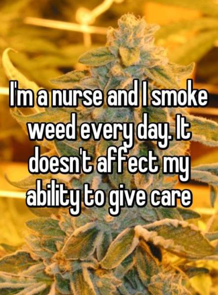 Weed Smokers Share Their Stories That Defy Stoner Stereotypes