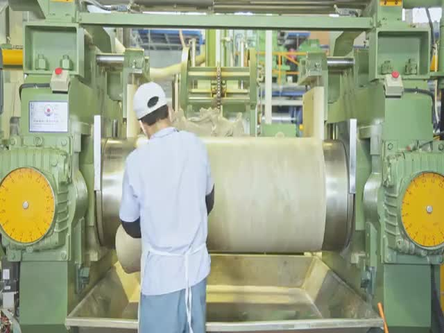 That's How Tennis Balls Are Made