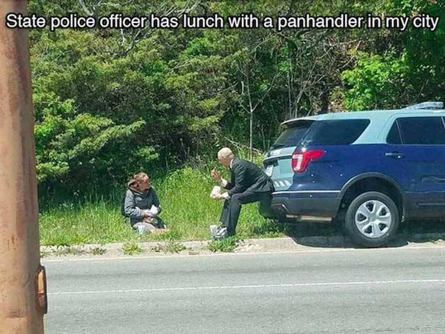 Cops Know How To Have Fun...