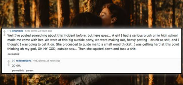 People Share Their Bad Sexual Experiences