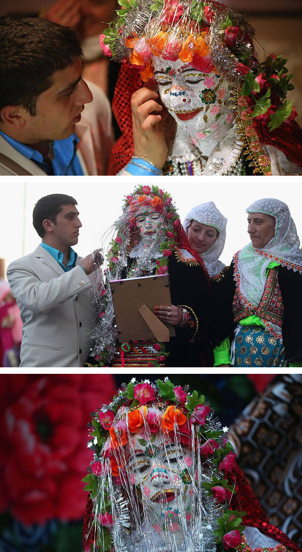 Traditional Wedding Outfits From Different Countries Of The World