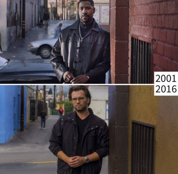 Can You Recognize The Film Scenes That Were Shot In These Places?