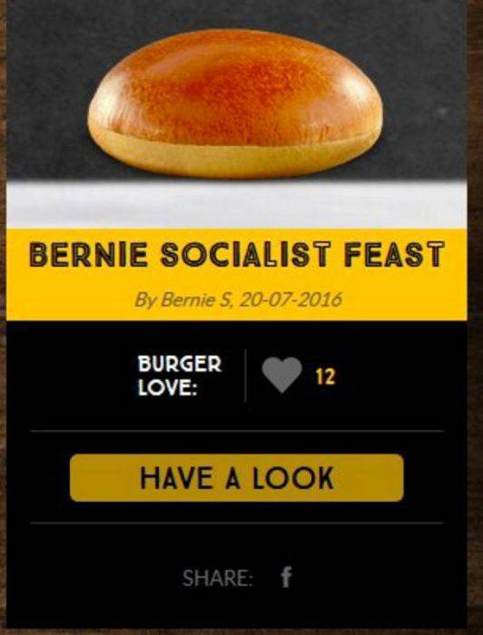 McDonalds Let The Internet Design Their Own Burgers And This Is What Happened
