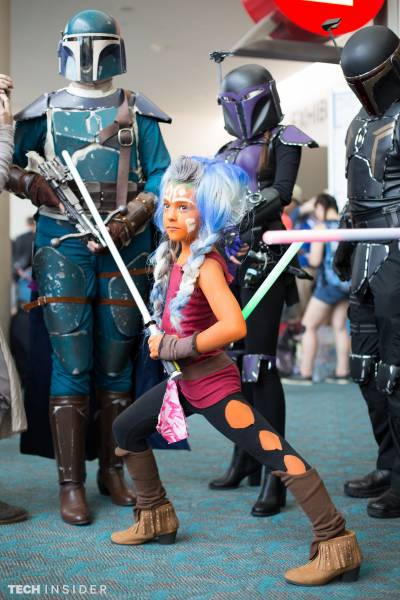 Pics Of The Most Stunning Cosplay Costumes From San Diego Comic-Con 2016