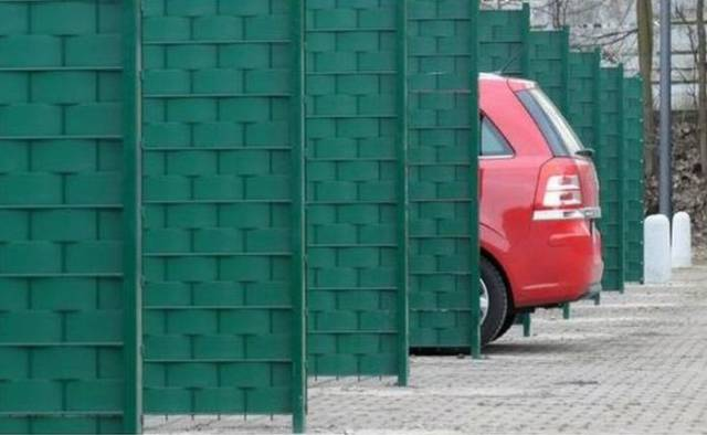 Special Parking Spaces For Sex in Germany