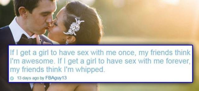 Thoughts About Sex That Will Make You Laugh For All The Wrong Reasons
