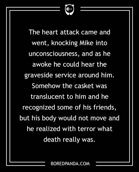 The Best Two-Sentence Horror Stories That Will Scare You To Death